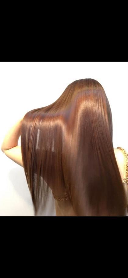 【髪質改善】「ウルトワトリートメント➕Oggi ottoトリートメント」髪質超改善!!毛先カット