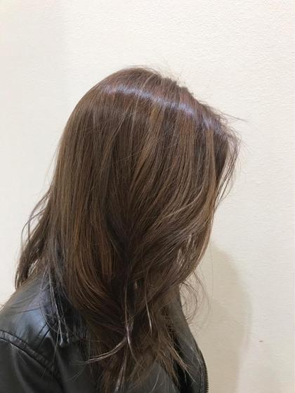 【カラーのみ】極上の透明感イルミナカラー