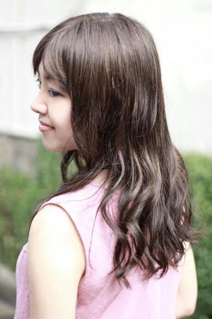 スロウカラー HAIR Design  re-i所属・上野高広のスタイル