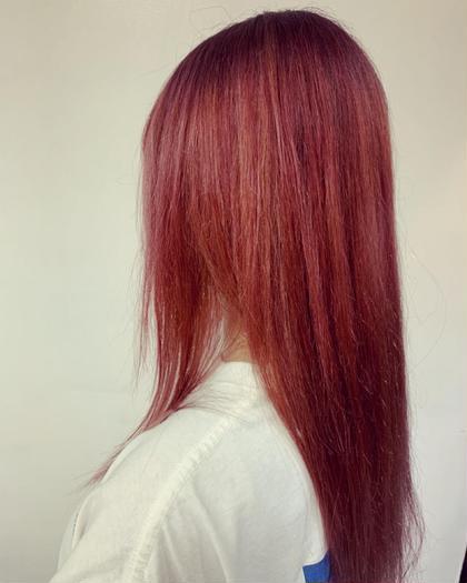 💜髪質でお悩みの方に💜 カット&カクテルトリートメント