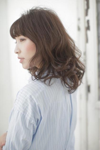 HAIR&RELAXATIONRUTA所属・橋本唯のスタイル