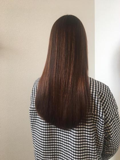【サラサラ】縮毛矯正