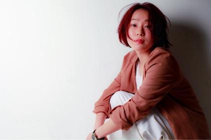 ☆動きのあるナチュラルボブ☆ nico所属・小野拓美のスタイル