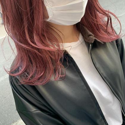 🍒暖色系カラー限定クーポン🍒