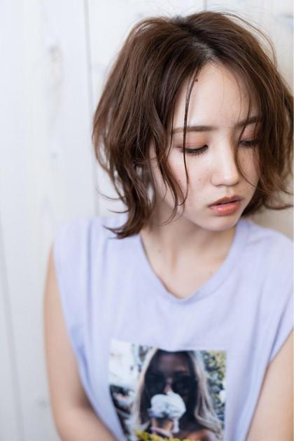 🌻ハンサムショート🌻小顔カット💇♀️+カンタンスパ