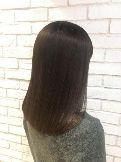 ✨カット×oggi ottoトリートメント✨12step‼️髪質に合わせたトリートメント。質感選べます‼️‼️