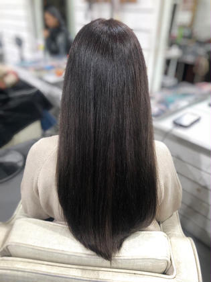 Beeehairsalon所属の安部郁美のヘアカタログ