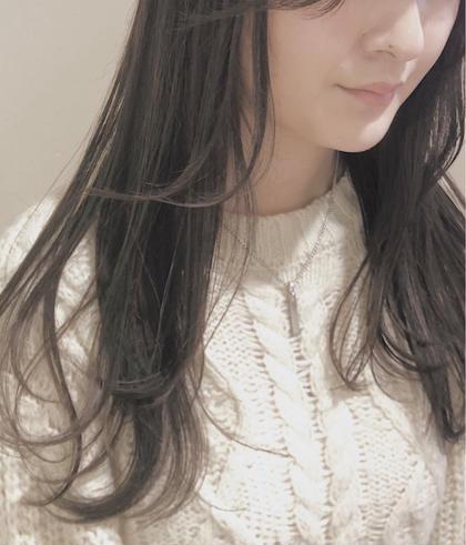 💛似合わせカット+フルカラー+オラプレックスtokioトリートメント💛_13000円