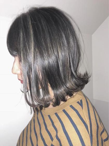 💛期間限定💛前髪cut ➕ フルカラー