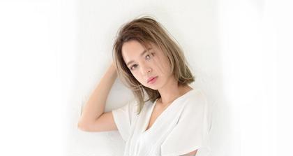 hair makeEARTH武蔵小山所属・柴田みどりのスタイル