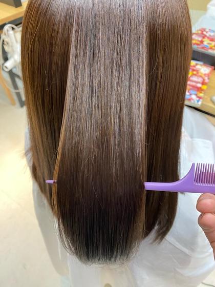 【3月限定】⭐️髪質改善ヘアエステ体験プラン♪今までで一番の艶髪に🥺⭐️