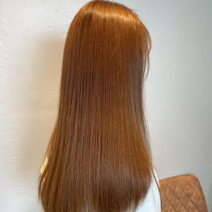 超お得❗️ワンカラー+髪質改善トリートメント🐋
