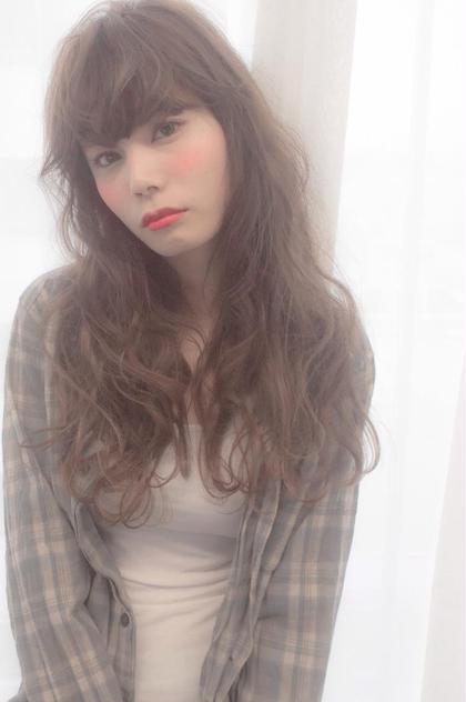 hair Virgo所属・秋山大樹のスタイル