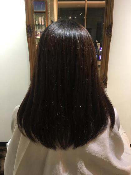 abie hair住吉店所属・いちのへかなえのスタイル