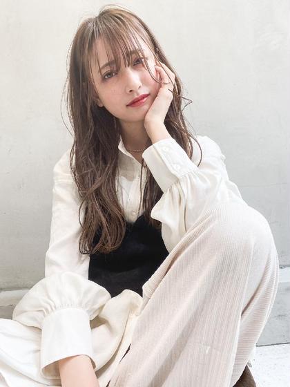 🌈【ダメージ1/5×発色抜群❣️】アディクシー&イルミナカラー+カット+TOKIOトリートメント🌟