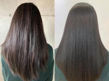 👑【髪質改善プレミアムプロジェクト】👑3ヶ月最高級プレミアムトリートメントし放題