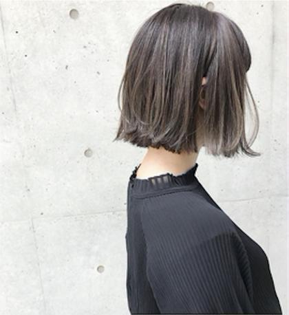 カット&シャンプー&コテ巻き🌟