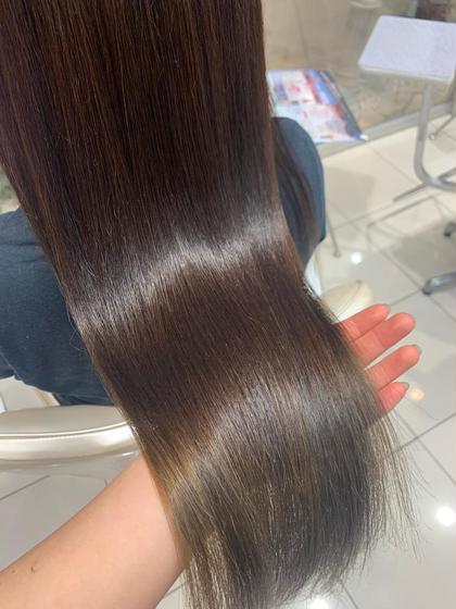【🌿髪質改善🌿】プラチナシステム(シャンプー込み)