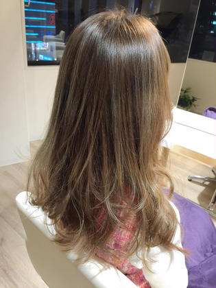 hair design Lien所属・hair design Lienのスタイル