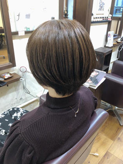 Kotonahair所属の藤川茂樹のヘアカタログ