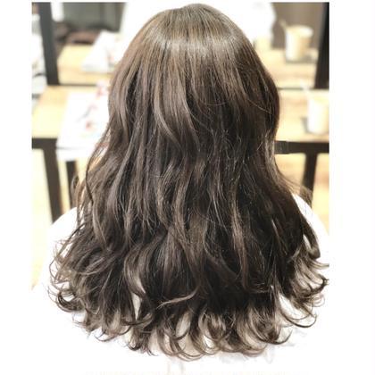 ✨外国人風✨アディクシーカラーor前髪カット