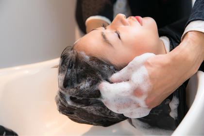 《頭皮集中コース》ヘッドスパ+炭酸泉+頭皮シャンプー