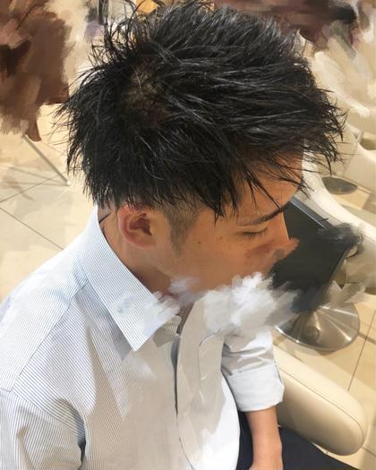 Ash いずみ中央店所属・中嶋悠のスタイル