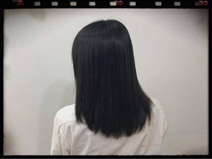 🦄✨衝撃のツヤツヤ✨🦄💖  15880円の超高級ストレートパーマ💖+💘魅力引き出しカット💘+トリートメント