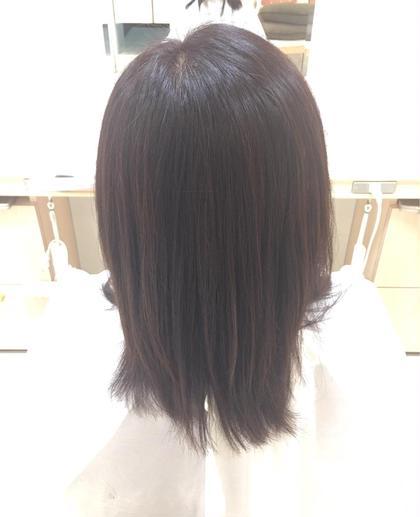 Ash 北千住店所属・柴﨑佳奈のスタイル