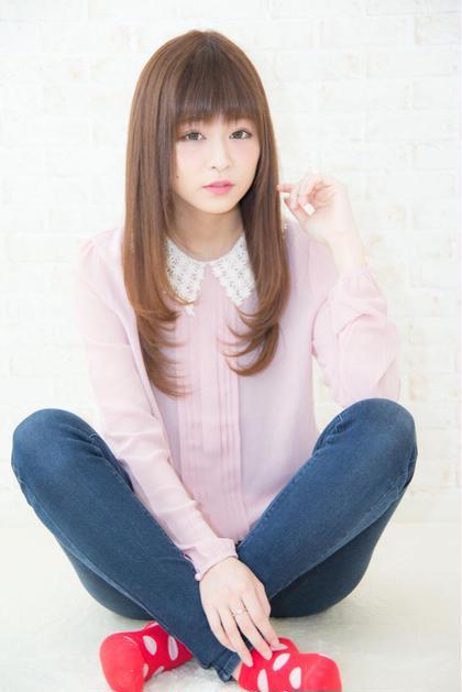 LOUIMADNA栄店所属・今井寛子のスタイル