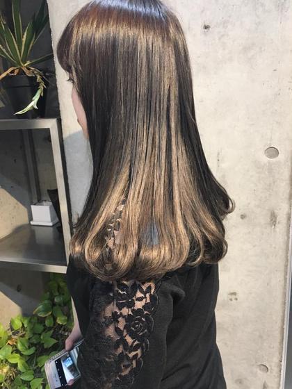 【5月限定】カット+髪質改善トリートメント