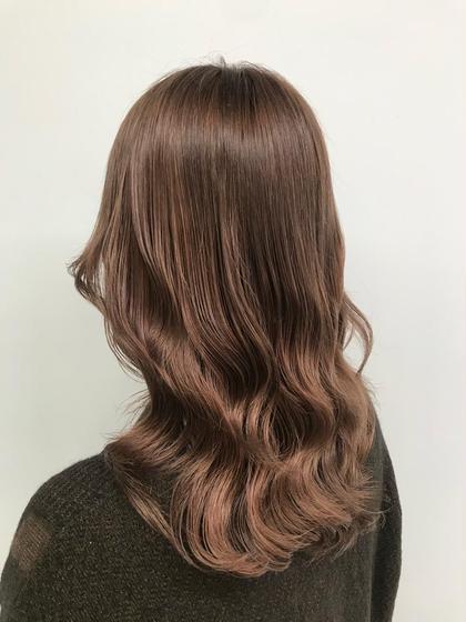 🌷フルカラー🌷+髪質改善トリートメント🌷+カット🌷モデルさんの様なうる艶髪に♡
