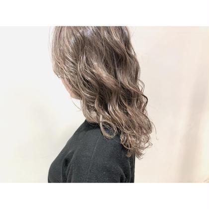お気に入りの髪色に☆艶カラー & スチームトリートメント