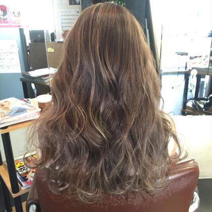 Cream beige❤️ Hair kitchen所属・ishidatatsuhiroのスタイル