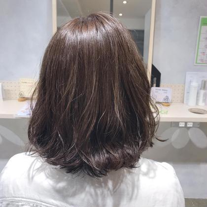 パーマ【ショート、ショートボブ、カット込み】