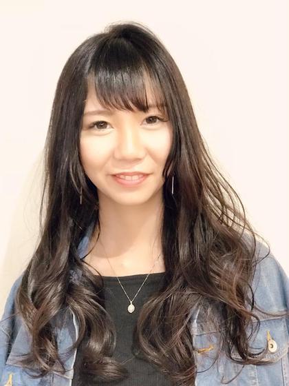 ✨✂️🤟🤟大人可愛いゆるふわカール👐👐 Blossom成増店所属・山田智和のスタイル