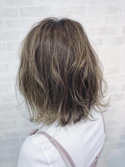 ✨今世紀最高の髪質改善トリートメント✨『ハナサカス🌸』+カラー+カット🌈2回目以降は13200円となります✨