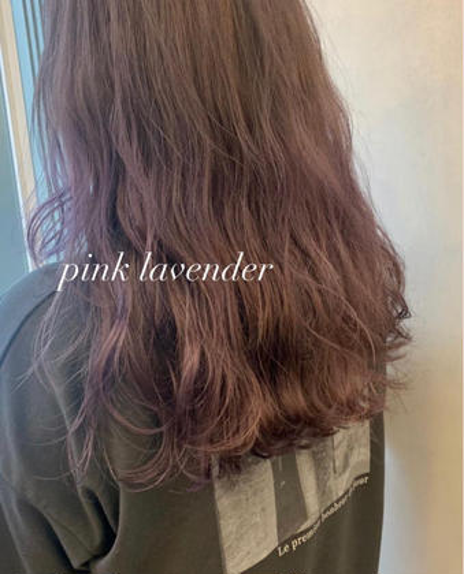前髪カット+カラー+ダメージ補修トリートメント+コテ巻き💞