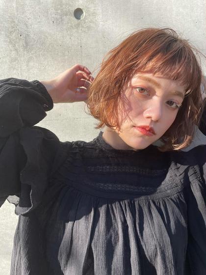 【オススメ】⭐️似合わせカット & パーマ & 極潤3stepトリートメント