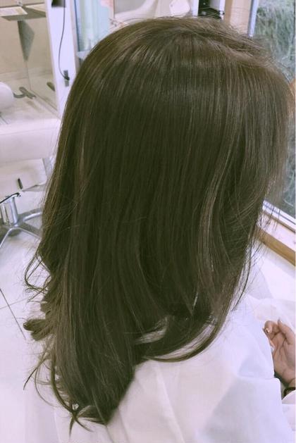 アクアマットアッシュ レイフィールド大垣店所属・早崎慎のスタイル