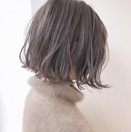 【新規オススメNo1】カット&N.(エヌドット)カラー&炭酸クレンジング髪質改善N.(エヌドット)トリートメント