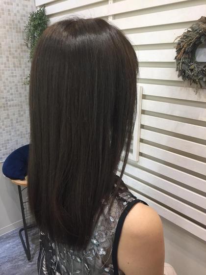 【髪質改善メニュー✨】MILBON 補修シャンプー+補修トリートメント4種コース