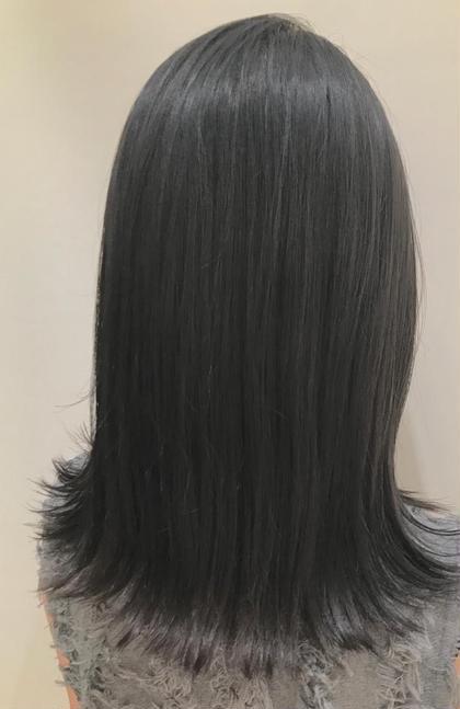 人気沸騰🌈ケアプロ超浸透トリートメント💖✨メンテナンスカット×低ダメージカラー🌟最新超音波アイロンで髪質改善💖