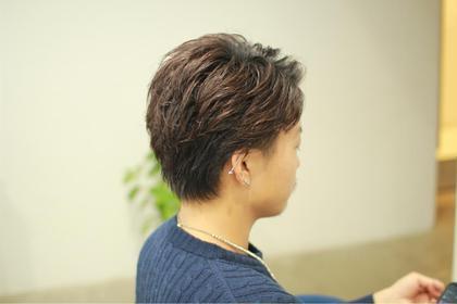 ゆるーくパーマをかけるだけでもセットは超楽チン☆ dRAWER所属・山田美沙紀のスタイル