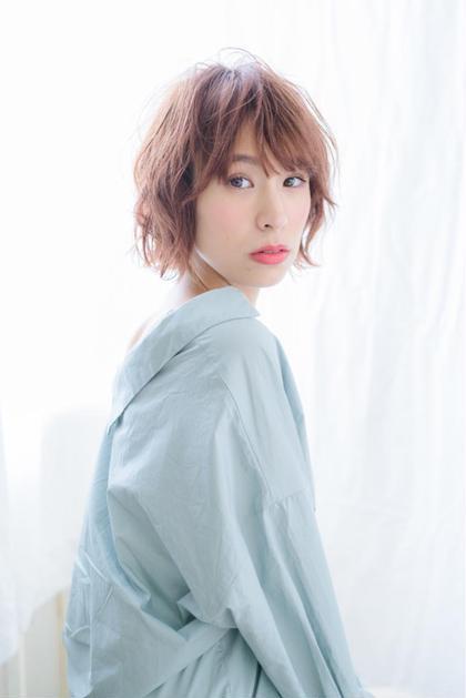 《髮もオシャレに♡》似合わせカット & カラー