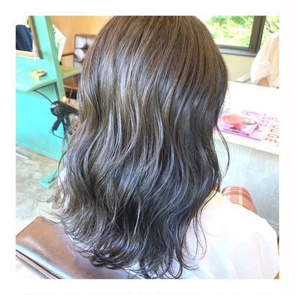 【トレンドカラー💇💈】全体カラー(oggi ottoケア付)+前髪カット