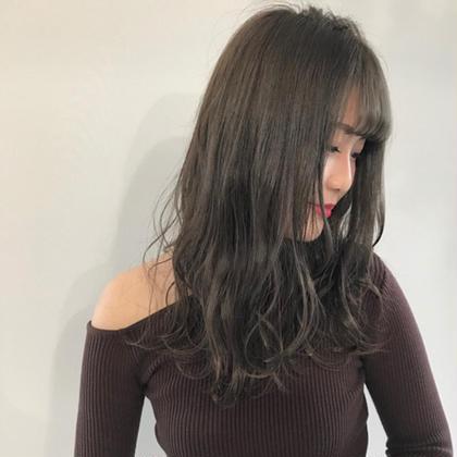 【⭐️大人気⭐️】透明感抜群艶カラー+トリートメント
