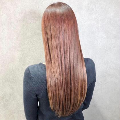 【 最高級のツヤ髪に 】髪質改善 グラスヘアトリートメント by MONA