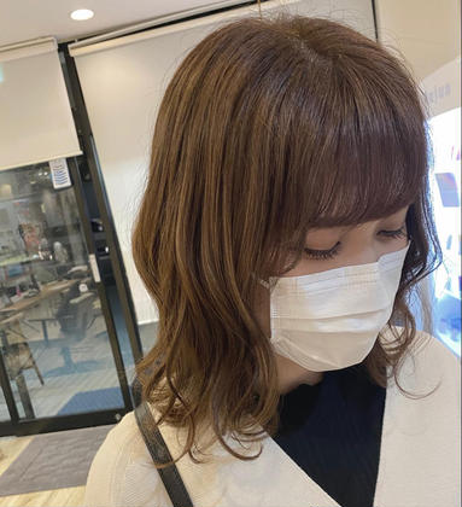 🤍前髪カット➕オージュア2ステップトリートメント🤍