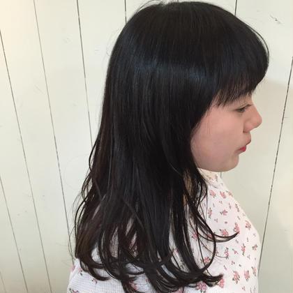 cut→ryuya kanno✂︎ hair-brace所属・菅野竜矢のスタイル